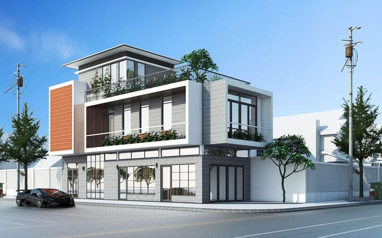 CT House | Nhà Phố 3 tầng
