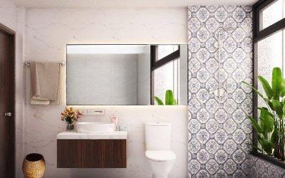 5 lưu ý quan trọng khi cải tạo phòng tắm