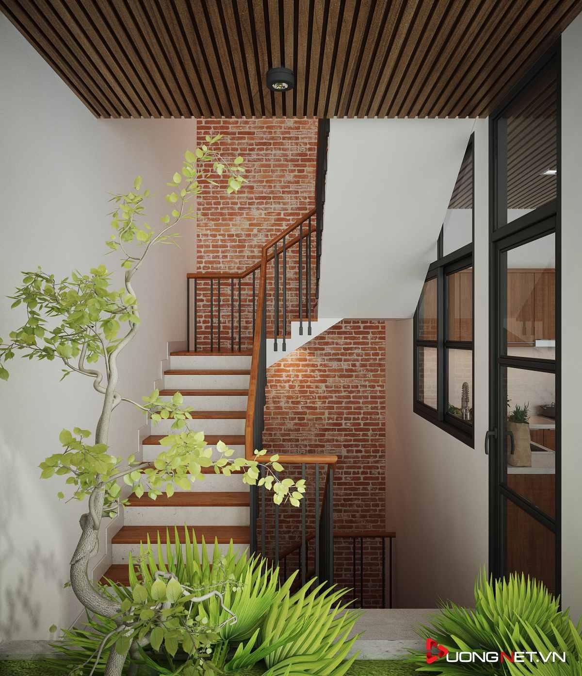 Thiết kế nội thất sáng tạo nhà phố 3 tầng của chị Thúy ở Ninh Kiều - Cần Thơ 3