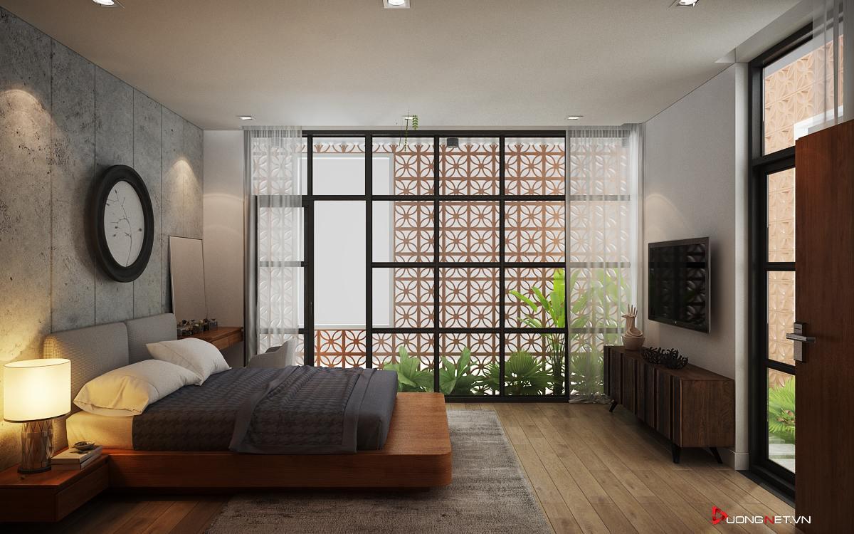 Thiết kế nội thất sáng tạo nhà phố 3 tầng của chị Thúy ở Ninh Kiều - Cần Thơ 4