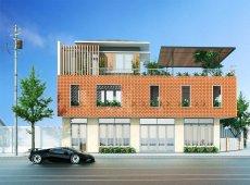 Thuy House | Nhà Phố 3 Tầng