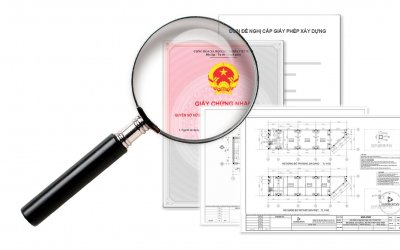 Quy trình xin phép xây dựng đối với nhà ở dân dụng