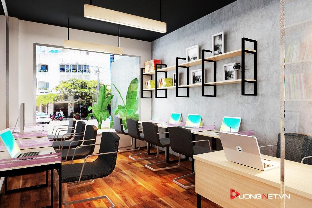 Thiết kế nội thất sáng tạo tại công ty truyền thông Mẹ & Con 3