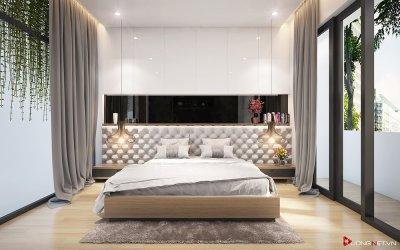 Giải pháp thiết kế nội thất tối giản cho phòng ngủ có diện tích nhỏ