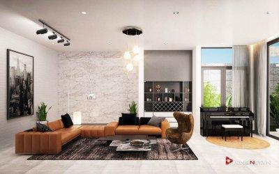 Sự khác biệt trong thiết kế nội thất tối giản và nội thất hiện đại
