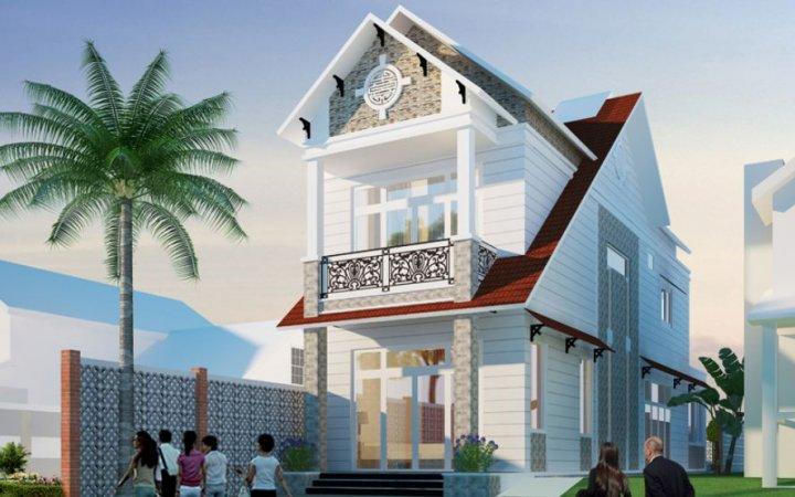 Chinh Villa | Biệt thự 2 tầng