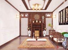 Huu house | Nhà phố tân cổ điển