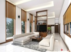 Quang Villa | Biệt thự 1 tầng