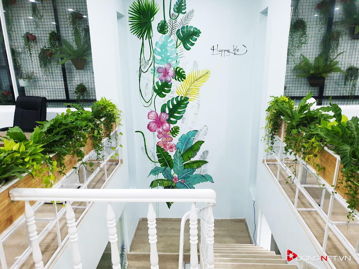 Thiết kế nội thất sáng tạo tại công ty truyền thông Mẹ & Con 10