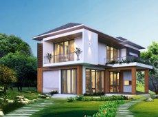 Dong 2 Villa | Biệt thự 2 tầng