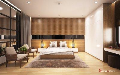 Sử dụng chất liệu nội thất tối giản bằng gỗ có an toàn với sức khỏe con người?