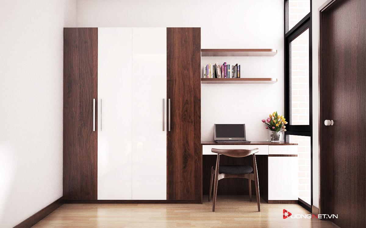 Nội thất tối giản phong cách hiện đại
