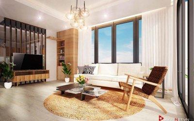 Kiến trúc nhà tối giản - giải pháp tinh gọn không gian sống