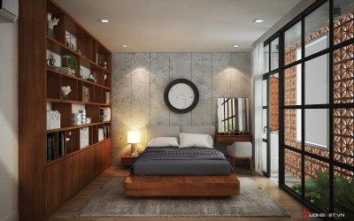4 đồ dùng mà nội thất phòng ngủ không thể thiếu