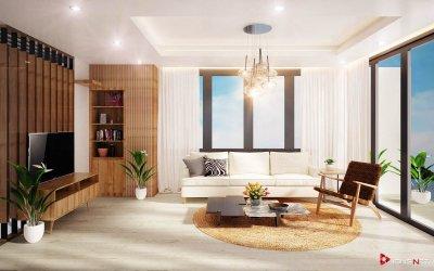 Những ý tưởng hay dành cho căn hộ tối giản nhà bạn