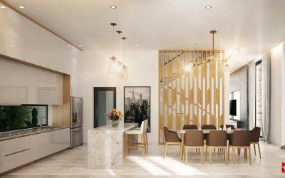 """Những kiến trúc nhà bếp khiến ai cũng muốn """"lăn"""" vào"""