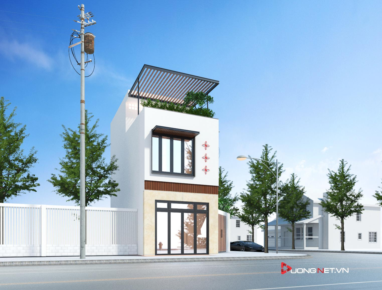 Xây nhà tối giản 2