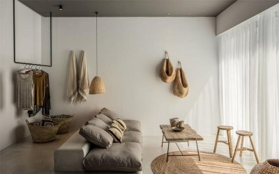 Vận dụng triết lý Zen trong thiết kế nội thất tối giản (minimalist furniture)