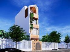 Kien House | Nhà phố 4 tầng