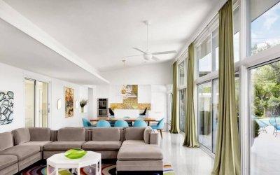 Những mẫu thiết kế phòng khách tối giản - đơn giản nhưng mê hoặc lòng người