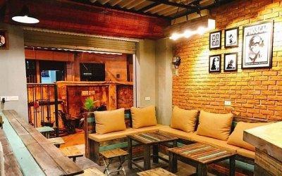 Những lưu ý khi thiết kế cafe nhà ống
