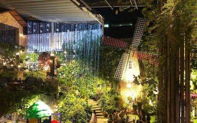 Thiết kế cafe sân vườn như thế nào thì ăn khách?