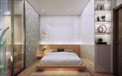 Kiến trúc tối giản phòng ngủ - Những nguyên tắc cần biết